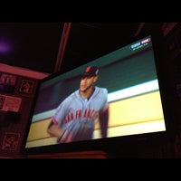 Photo taken at Players Sports Pub & Grill by Nick W. on 10/29/2012