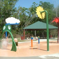 Photo taken at Oldsmar Spray Park by City of O. on 9/24/2012
