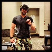 Photo taken at LA Fitness by Brian P. on 3/9/2013