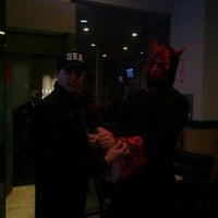Photo taken at Karaoke with JohnnyRed @ Asylum by John R. on 11/1/2012