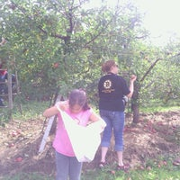Photo taken at Rocky Ridge Orchard by John R. on 10/6/2012