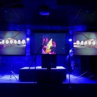 Photo taken at Karaoke with JohnnyRed @ Asylum by John R. on 11/8/2012
