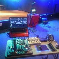 Photo taken at Karaoke with JohnnyRed @ Asylum by John R. on 10/10/2012
