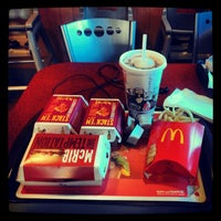 Photo taken at McDonald's by Anthony Tyrone a. on 1/21/2013