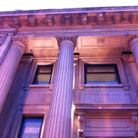 Photo taken at Peter White Public Library by Bjørn on 10/24/2012