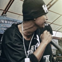 Photo taken at Umbul Ponggok by WesD Rapsoldier H. on 6/9/2016