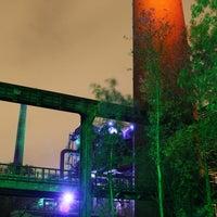 Das Foto wurde bei Landschaftspark Duisburg-Nord von Ramona S. am 10/16/2012 aufgenommen