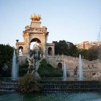 Photo taken at Parc de la Ciutadella by Apartment Barcelona on 12/11/2012