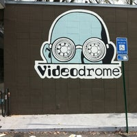 Photo taken at Videodrome by Drew on 10/27/2012
