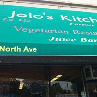 Photo taken at Jolo's Kitchen by Drew on 10/15/2012