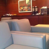 Photo taken at Admirals Club by Buglady on 7/27/2013