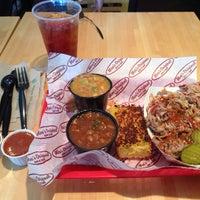 Photo taken at Moe's Original Bar B Que by Jim M. on 3/17/2014