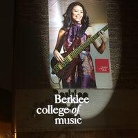 Photo taken at Berklee Performance Center by Prateek on 10/24/2014