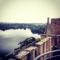 Photo taken at Linlithgow Palace by Alvin B. on 8/23/2013