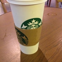 Photo taken at Starbucks by Craig C. on 10/12/2012