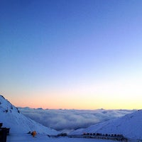 Photo taken at The Remarkables Ski Area by Jake W. on 7/23/2013