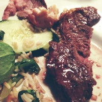 Photo taken at Green Field Churrascaria by Verna A. on 12/28/2012