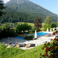 Photo taken at Best Western Plus Berghotel Rehlegg by Sepp W. on 7/16/2013