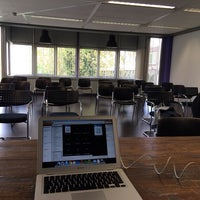 Photo taken at Touchdown Center Heemstede by Jeroen on 4/15/2014