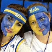 Photo taken at UCLA Pauley Pavilion by Mello M. on 11/3/2012