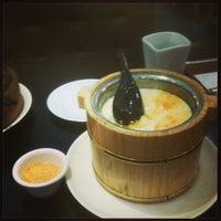 Photo taken at Slim Taste 纤味拉面馆 by Anne D. on 8/11/2013