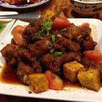 Photo taken at Red Chopstick (Hongkuaizi) by Chun Yip S. on 10/21/2012