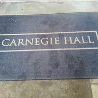 Photo taken at Carnegie Hall by Bob M. on 6/18/2013