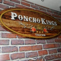 Photo taken at Poncho Kings by Manuel C. on 3/15/2013
