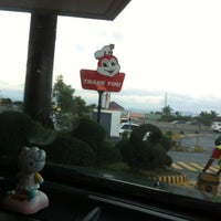 Photo taken at Jollibee by Jane B. on 10/20/2012