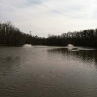 Photo taken at Echo Lake Park by Sierra P. on 3/15/2013