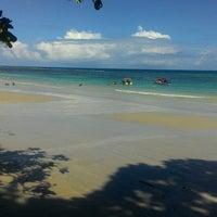 Photo taken at Pantai Natsepa by ndetz a. on 8/13/2016