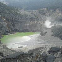 Photo taken at Gunung Tangkuban Parahu by Lista P. on 5/25/2013