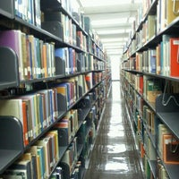 Photo taken at University Library by A.T.D | Cass on 2/11/2013