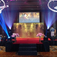 Photo taken at Kristal Ballroom, Hilton PJ by Emy Hana Salmee Suhana on 5/7/2016
