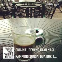 Photo taken at Original Penang Kayu Nasi Kandar by Asyraf K. on 2/21/2013