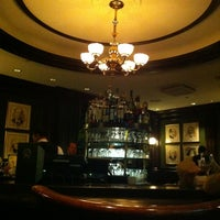 Photo taken at The Round Robin Bar by Kin L. on 10/24/2012
