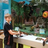 Photo taken at Namco® Arcade & Midway by Susan P. on 3/11/2013