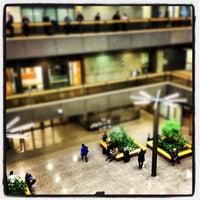 Photo taken at Palais de justice de Montréal by Jean-Dominic T. on 12/10/2012
