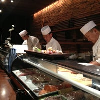 Photo taken at Blue Ribbon Sushi Izakaya by Monica A. on 3/7/2013