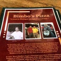 Photo taken at Bimbo's Pizza by Luigi Francis Shorty R. on 8/31/2013