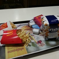 Photo taken at McDonald's by Michael P. on 2/22/2013