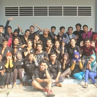 Photo taken at Kampus 1 STKIP PGRI Pontianak by abang j. on 3/7/2014