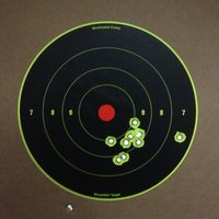 Photo taken at Dominion Shooting Range by John R. on 4/10/2013