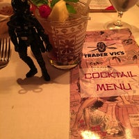 Photo taken at Trader Vic's by Ed C. on 9/9/2016