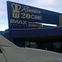 Photo taken at Wehrenberg Ronnies 20 Cine by Sarah H. on 11/7/2012