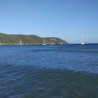Photo taken at Spiaggia di Lacona by Lonifasiko - Miguel Loitxate on 7/3/2016