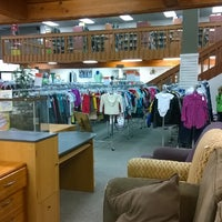 Photo taken at Heart Home Thrift Store by Rocky C. on 5/3/2014