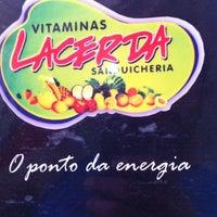 Photo taken at Vitaminas Lacerda by Ricky N. on 3/9/2013