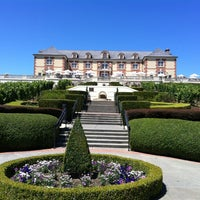 Photo taken at Domaine Carneros by Kevin D. on 7/7/2013