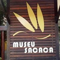 Photo taken at Museu Sacaca by Mirkos Serra F. on 11/15/2012